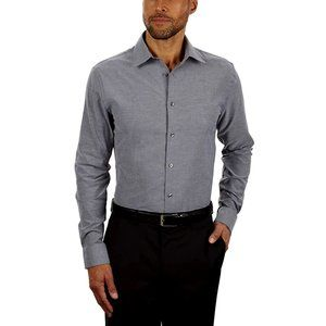 Geoffrey Beene Men's Dress Shirt Slim Fit